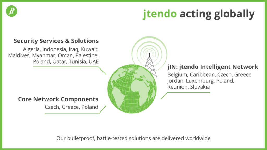 jtenod acting globally